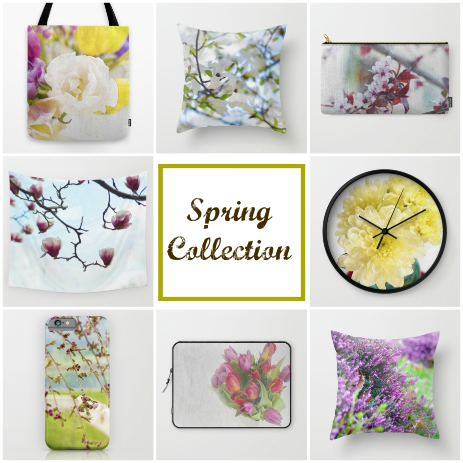 Spring collection Collage